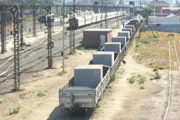 Zimbabwe- Region's Rail Control Centre