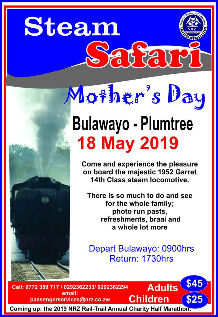 Home - National Railways of Zimbabwe